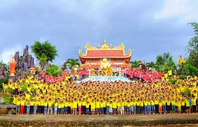 Thông báo Khóa tu mùa hè lần 6 tại xã Đạo Nghĩa, Huyện ĐăkR'Lấp, Tỉnh Đăk Nông.
