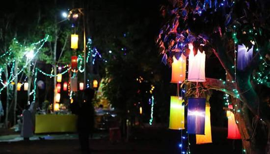 Chùm ảnh Lễ Hội Đầu năm và ngày rằm tháng giêng Bính Thân - 2016 tại Huyện Đăk R
