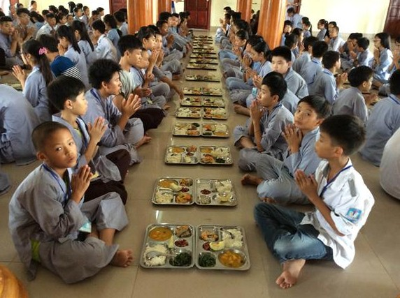 Nam Định: Khoá tu mùa hè 2016 tại Chùa Bình A