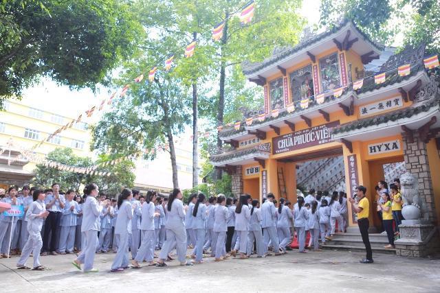 Đồng Nai: Chùa Phước Viên khai mạc khóa tu mùa hè 2016