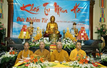Hà Nội: Khóa tu mùa hè tại chùa Thao Chính - Phú Xuyên