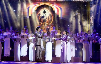 Gieo duyên đạo Phật qua con đường Âm nhạc