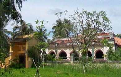 Khu lăng mộ và đền thờ ông Phạm Đăng Hưng