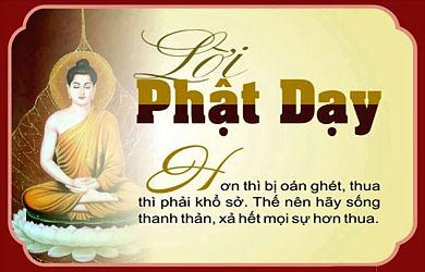 Phật dạy người Phật tử và các quan hệ trong đời sống