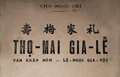 Phong tục người Việt theo sách Thọ Mai Gia Lễ