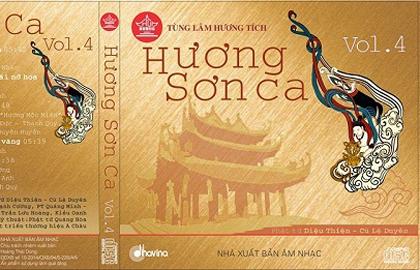 Phong cách dân gian và nhạc nhẹ trong Hương Sơn Ca vol.4