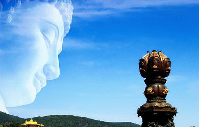 Phật tại do Tâm, do Tâm mà thành Phật