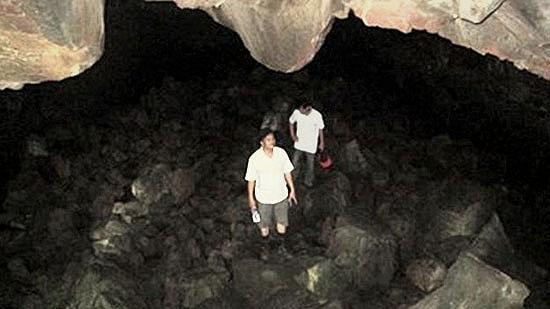 Đăk Nông: Phát hiện hang động núi lửa đẹp nhất Đông Nam Á