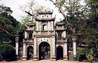 """Bài thơ """"Tán Thán"""" ca ngợi cảnh thiền đất Hương Sơn"""