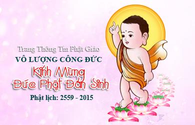 Những vần thơ hay về ngày Đức Phật Đản Sinh