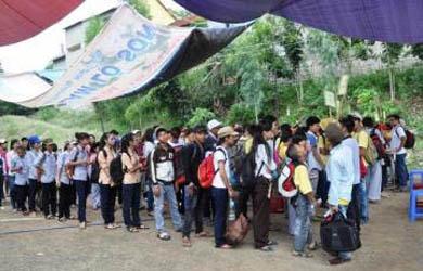 Thông báo Khóa tu mùa hè tại Chùa Tòng Lâm, Nha Trang