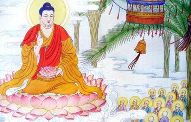 Nỗi buồn của Đức Phật A Di Đà