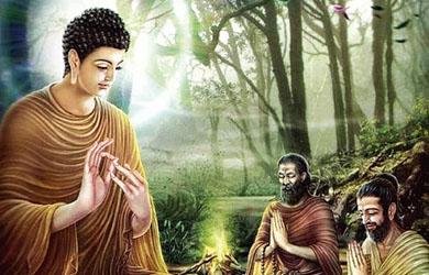 Hình ảnh đẹp Đức Phật Thích Ca Đản Sanh
