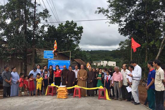 Phật giáo Huyện Đăk R