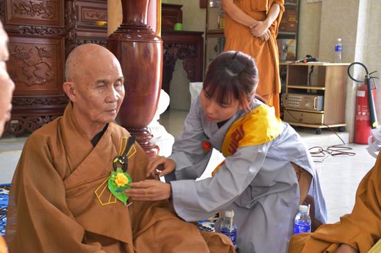 Bình chánh, Tịnh xá Đại Quang tổ chức lễ Vu lan PL 2561 – DL 2017.