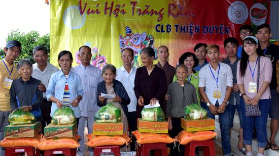 CLB Thiện Duyên tổ chức Trung thu và phát quà Từ thiện tại Cao nguyên