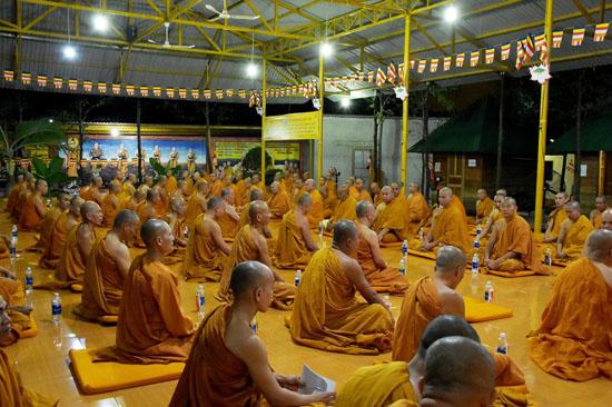 Bình Thuận: Tịnh Xá Ngọc Nhơn chuẩn bị khóa tu truyền thống hệ phái Khất Sĩ lần 24