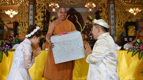 Quận 6: Tịnh xá Lộc Uyển tổ chức Lễ Hằng Thuận