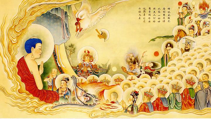 Kẻ xấu ác biết sám hối niệm Phật cầu vãng sinh Tịnh Độ