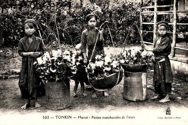 Hình ảnh tư liệu về ngày Tết cổ truyền của dân tộc Việt Nam