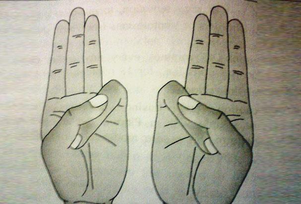 Phương pháp Yoga thiền thủ ấn Mudra giúp kích thích tâm trí và cơ thể
